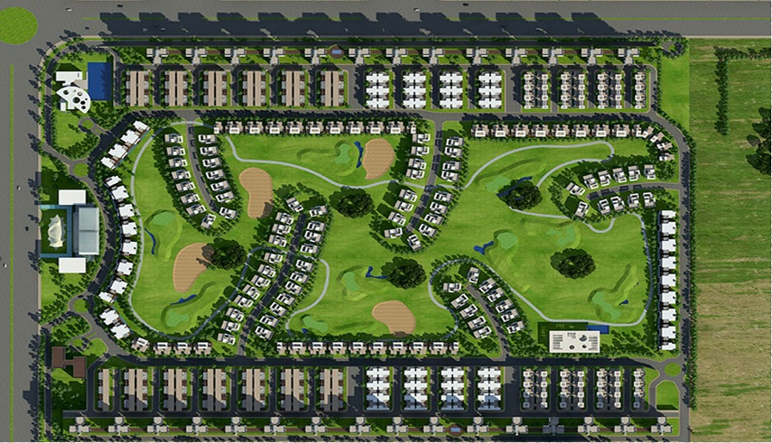 Amrapali The Hemisphere Greater Noida