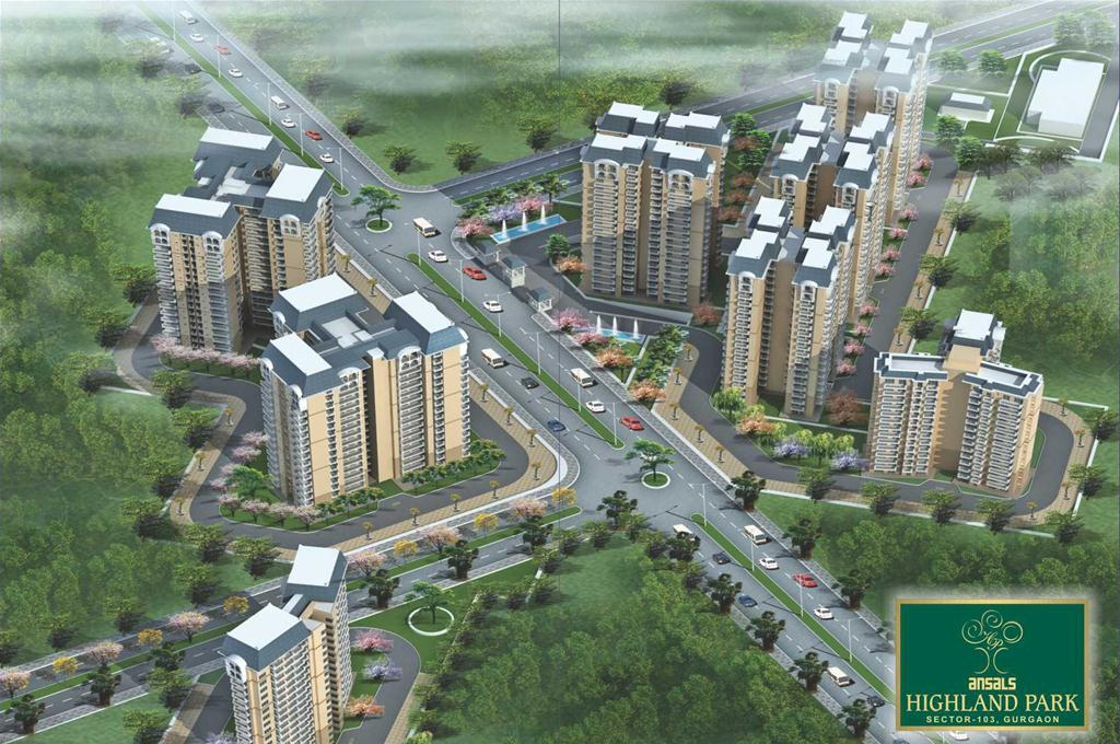 Ansals Highland Park Gurgaon