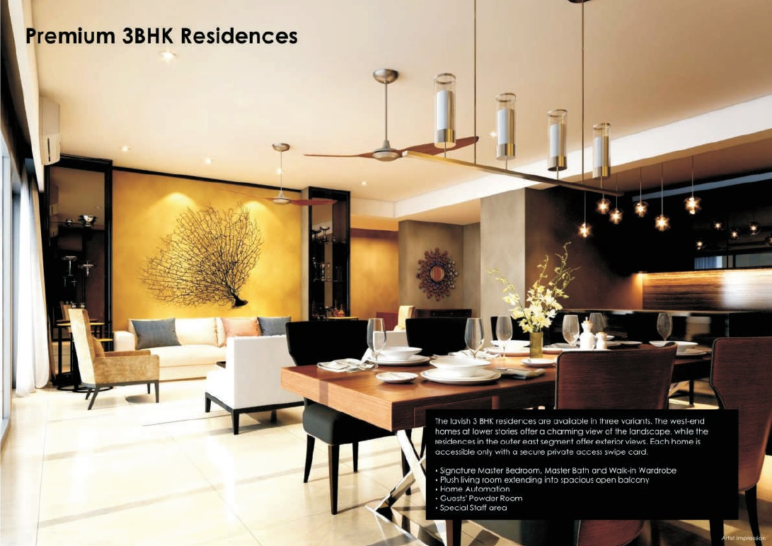 Piramal Ashok Peninsula Heights Bangalore