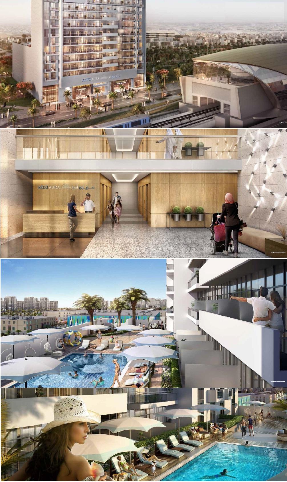 Azizi Aura Dubai