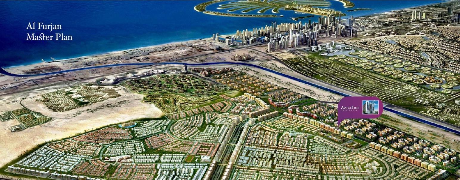 Azizi Iris Dubai