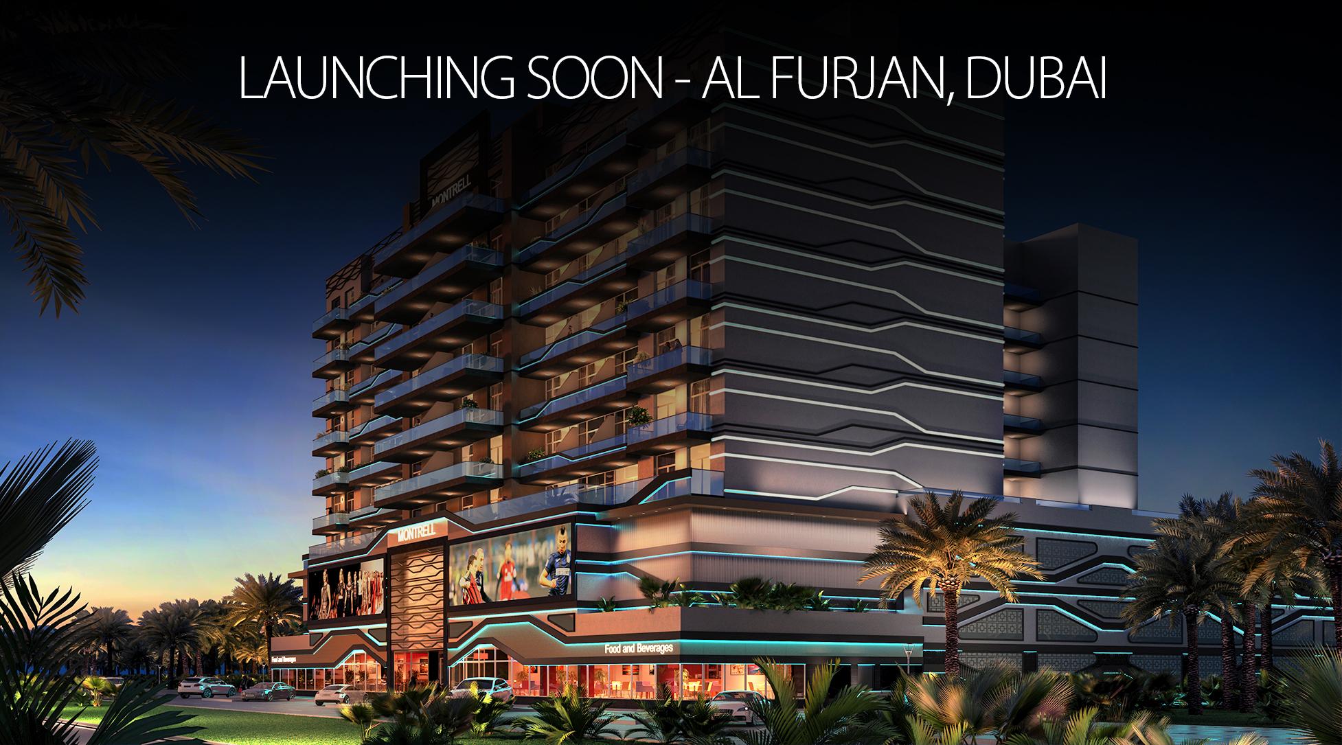 Azizi Montrell Al Furjan Dubai 1
