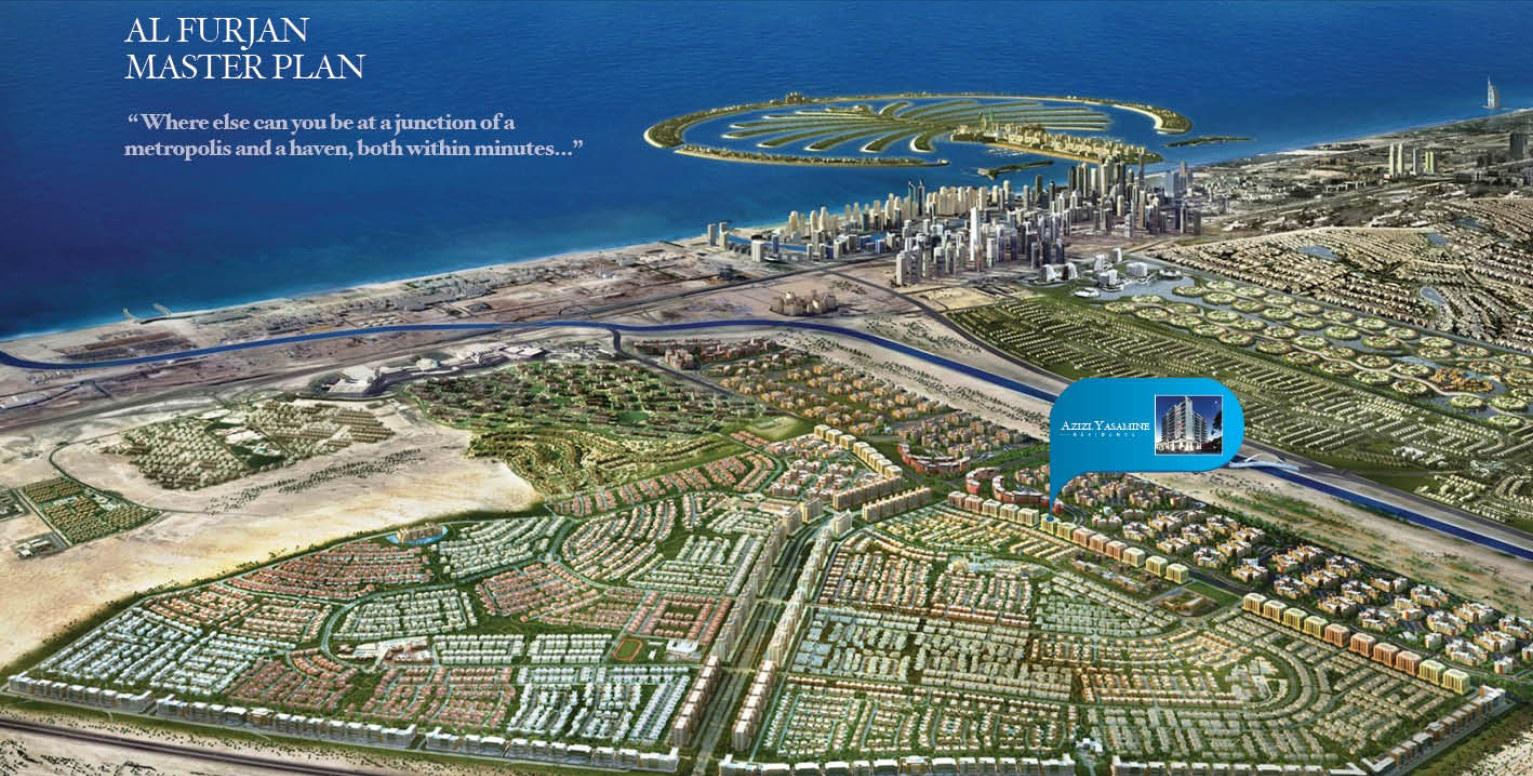 Azizi Yasamine Dubai