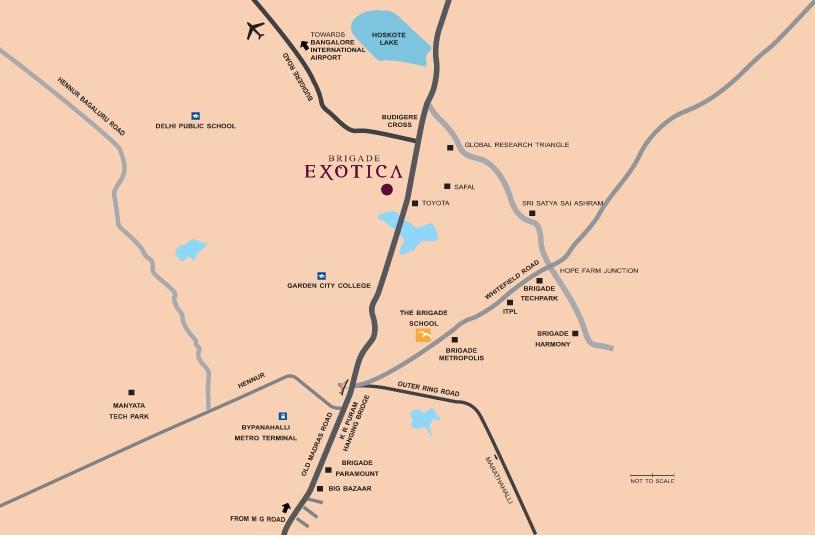 Brigade Exotica Bangalore