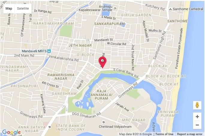 Casa Grande Mandaveli Chennai