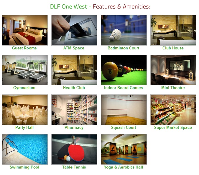 DLF One West Delhi