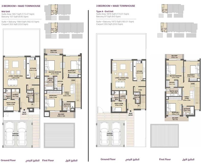 Arabella 3 Mudon - Auric Acres Dubai UAE