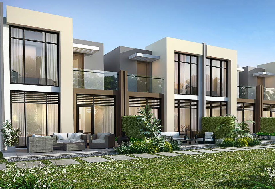 Damac EVO Townhomes at Akoya Oxygen Dubai