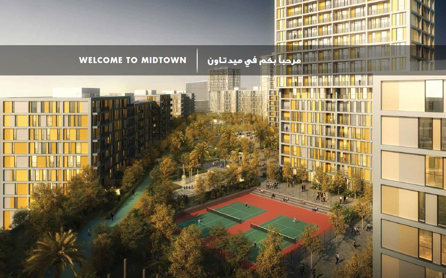 Deyaar Midtown Dubai