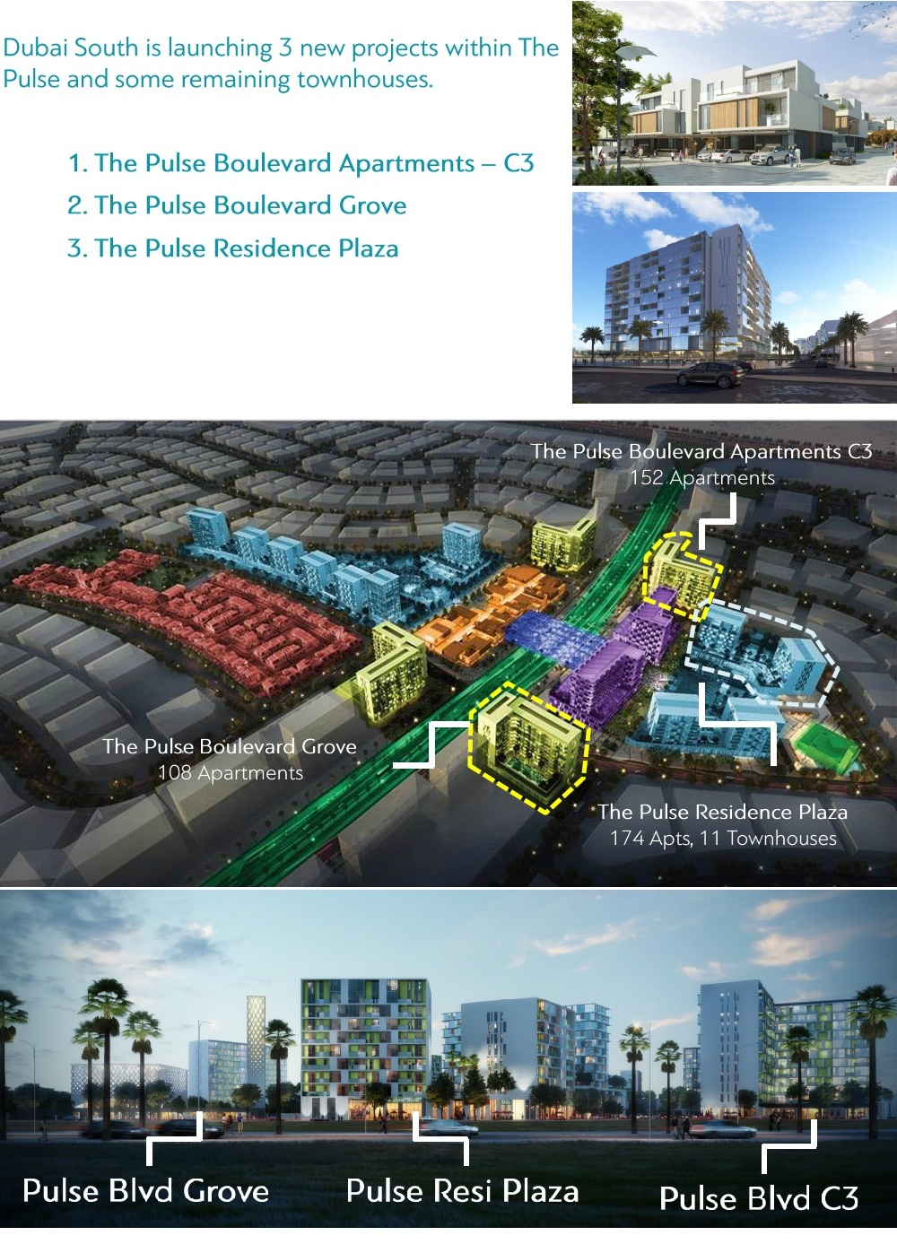 Dubai South Pulse