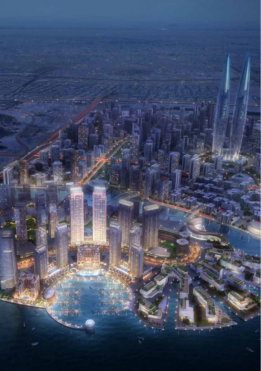 EMAAR Harbour Views Dubai