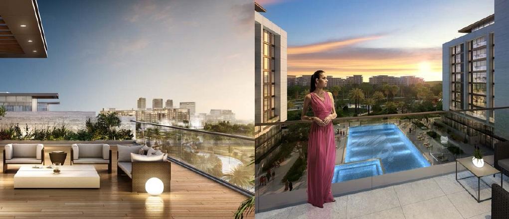 Emaar Acacia Park Heights Dubai