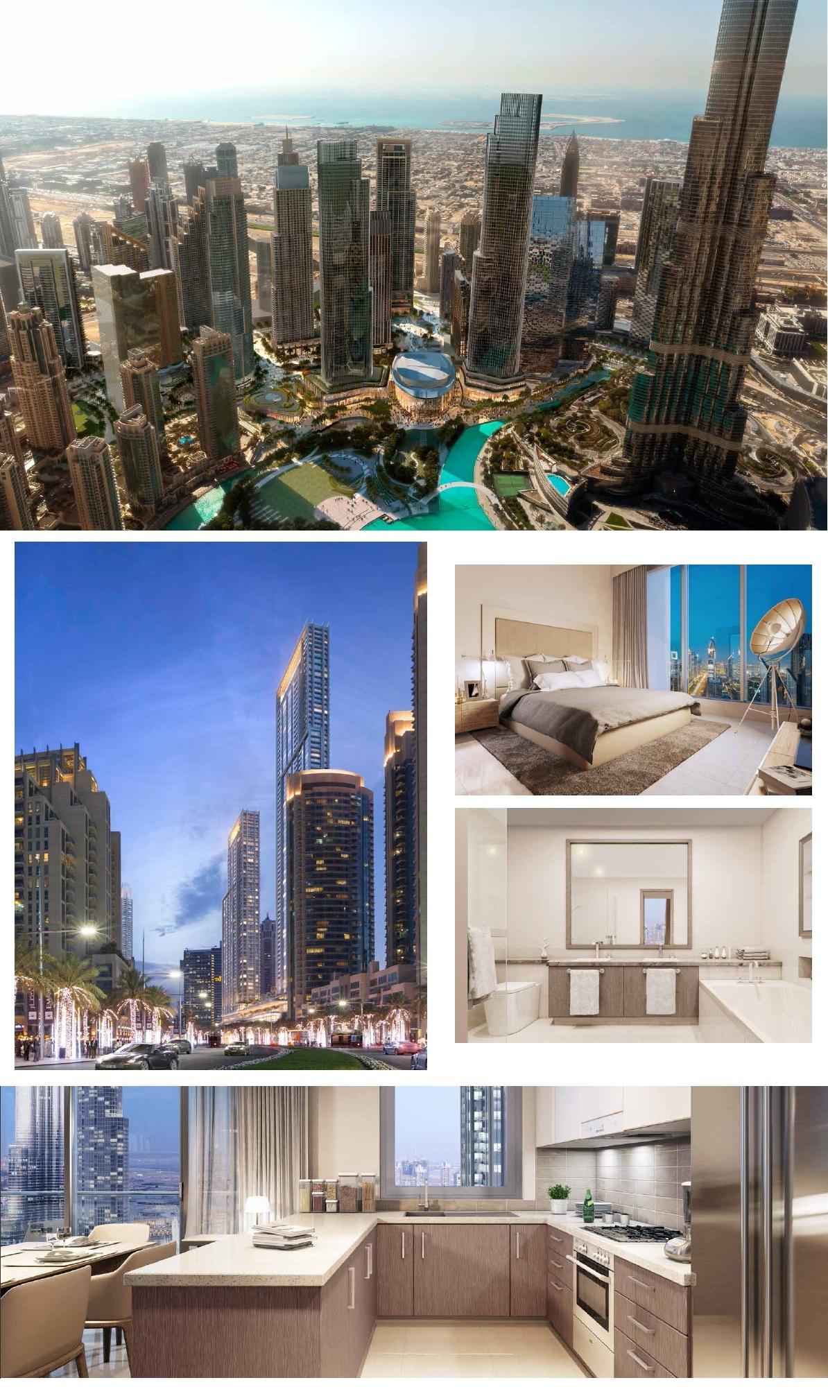Emaar Forte Dubai