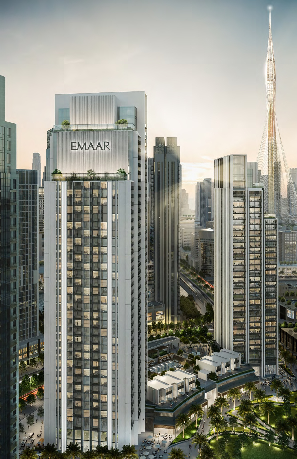 Emaar Harbour Gate Dubai