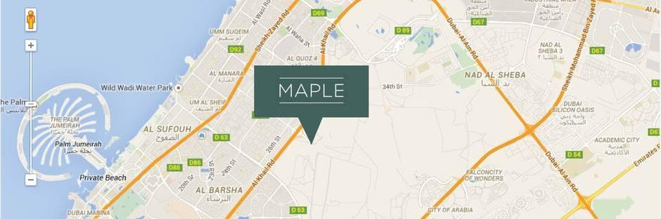 Emaar Maple Dubai