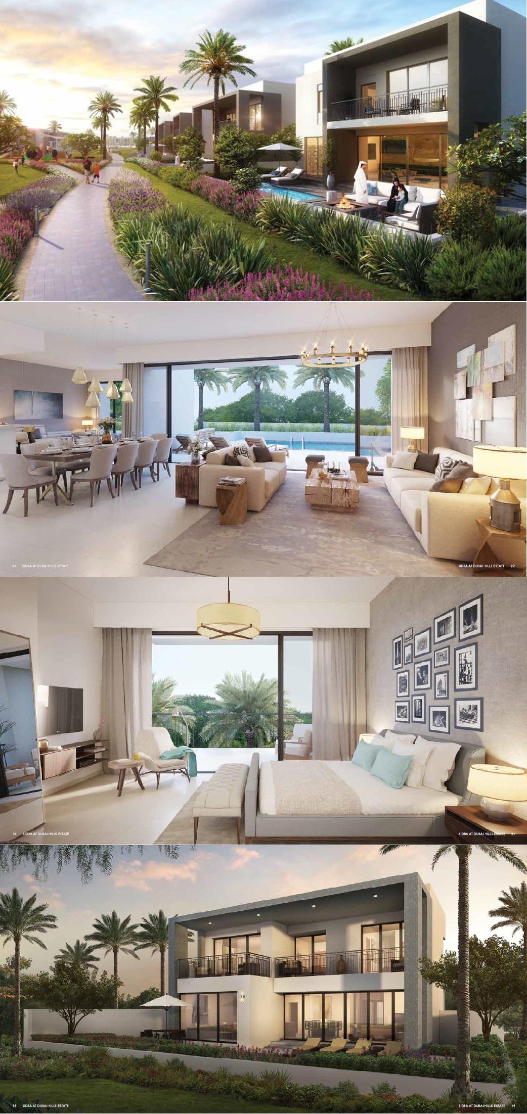Emaar Sidra Dubai Hills Estate