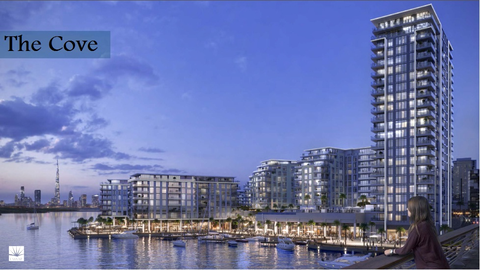 Emaar The Cove Dubai Creek Harbour