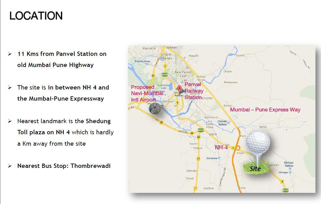 Godrej City Panvel