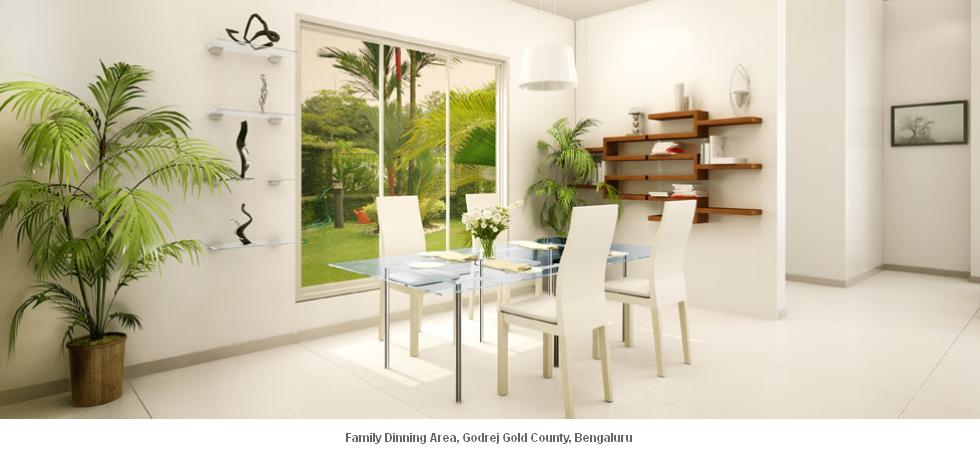 Godrej Gold County Townhomes