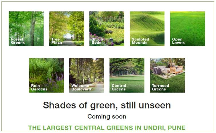 Godrej Greens Undri Pune