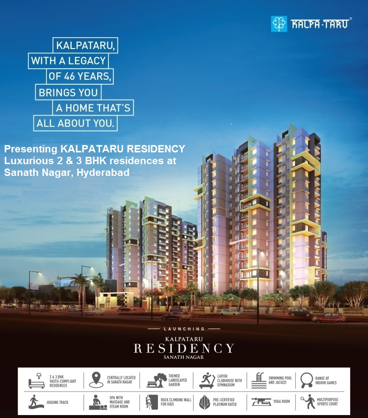 Kalpataru Residency Hyderabad