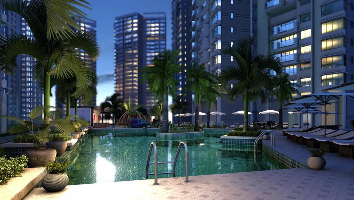 L Amp T Emerald Isle Powai Auric Acres Dubai Uae India And