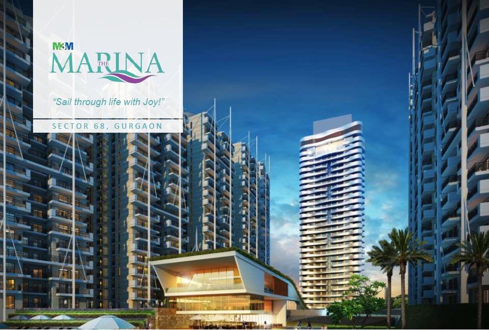 M3M Marina Gurgaon