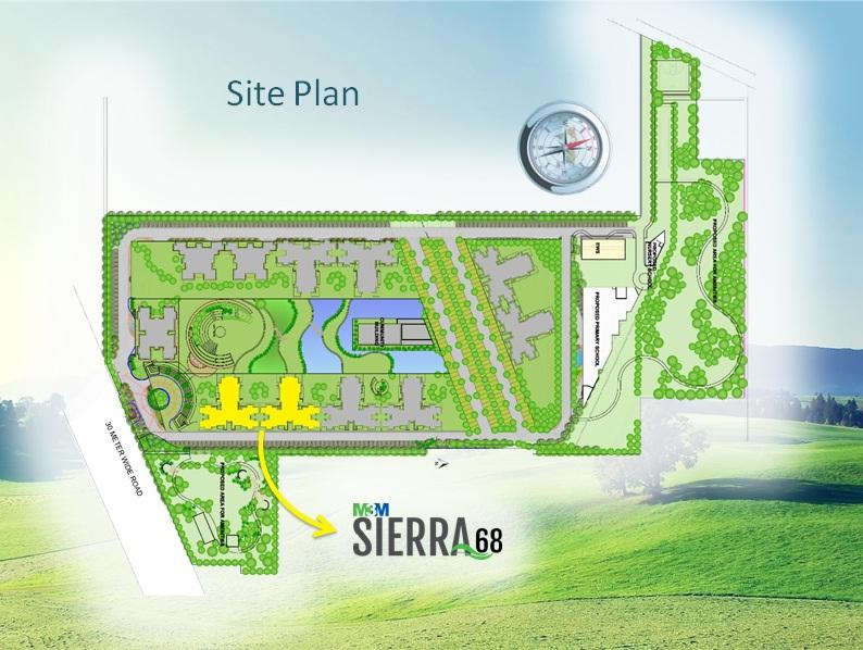 M3M Sierra Gurgaon