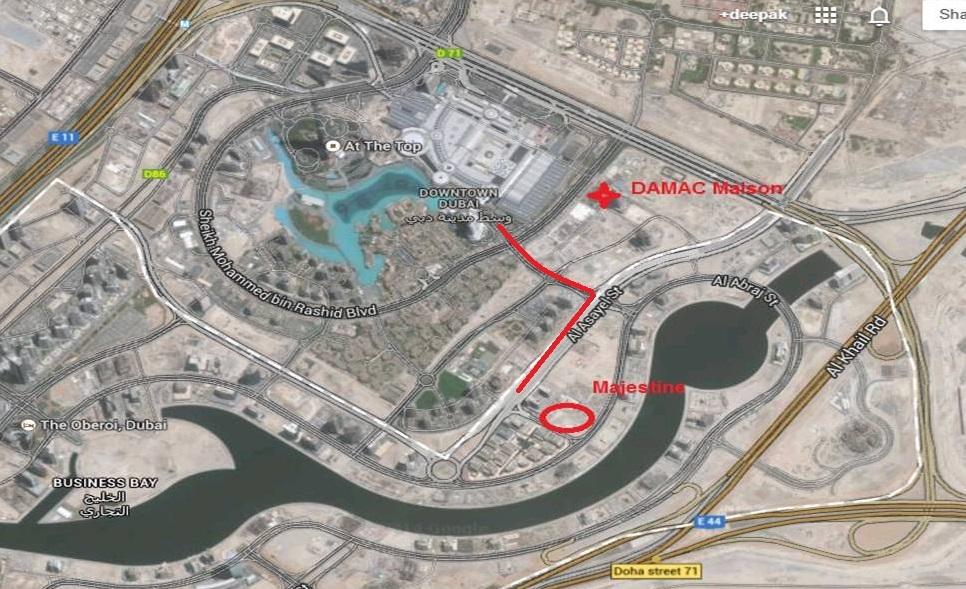 Majestine Allure Dubai