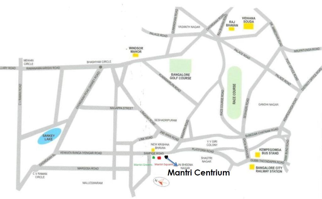Mantri Centrium Bangalore