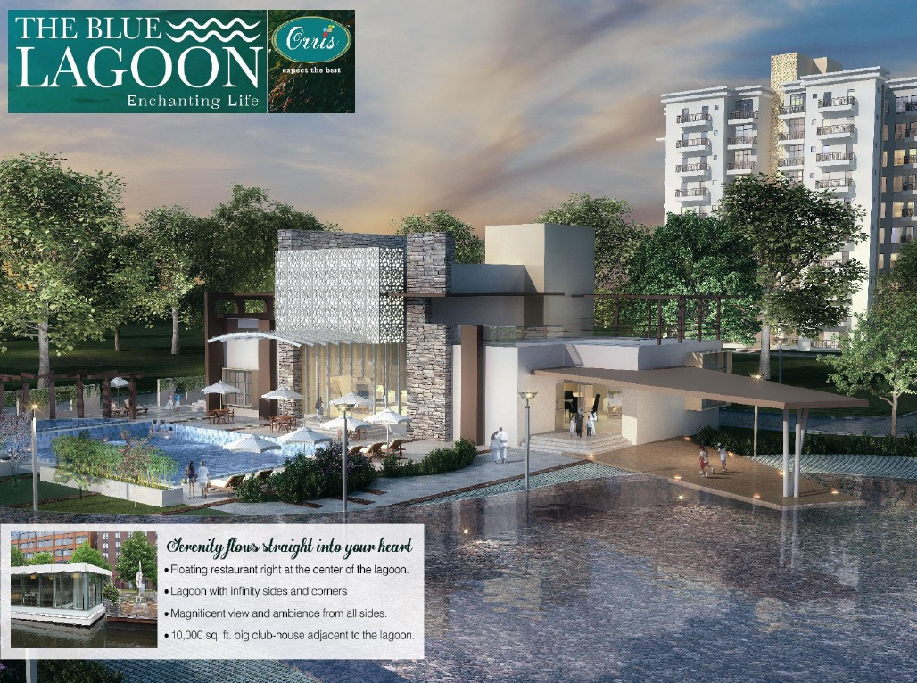 Orris Blue Lagoon Gurgaon