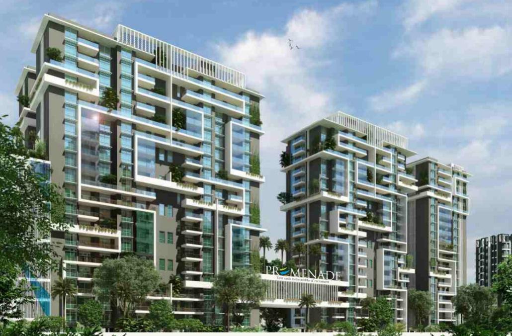 Ozone Promenade Whitefield Bangalore