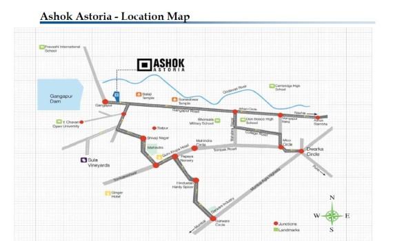 Peninsula Ashok Astoria Nashik