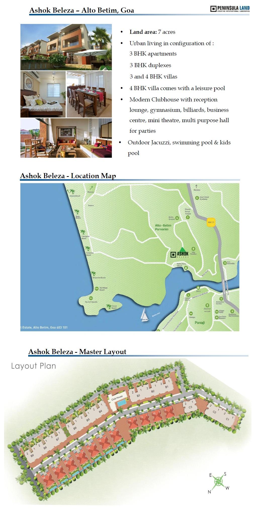 Peninsula Ashok Beleza Goa