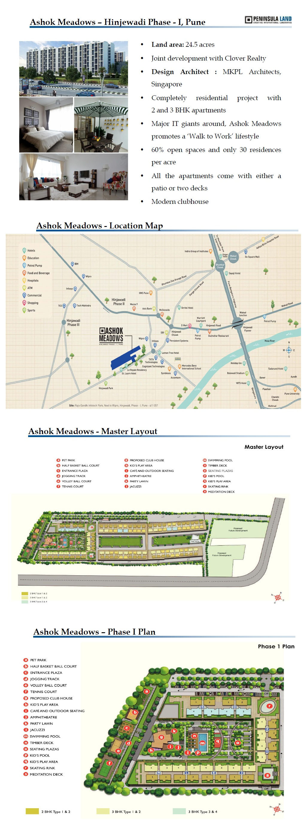 Peninsula Ashok Meadows Pune