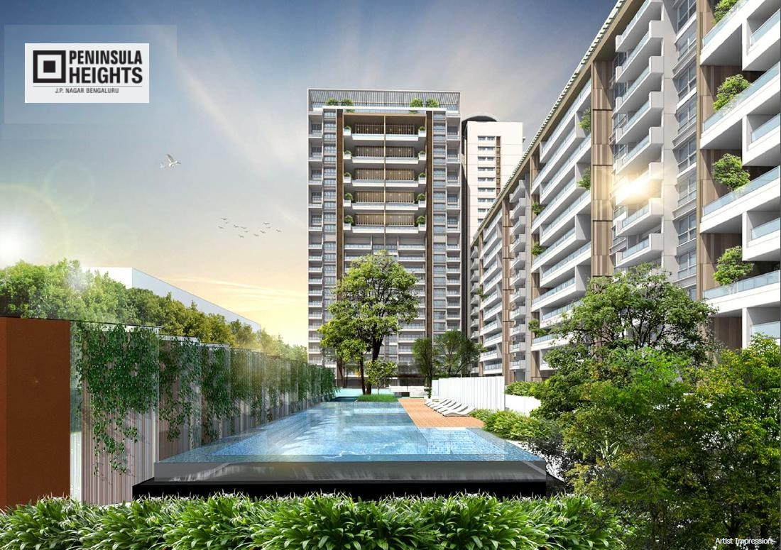Peninsula Heights Bangalore