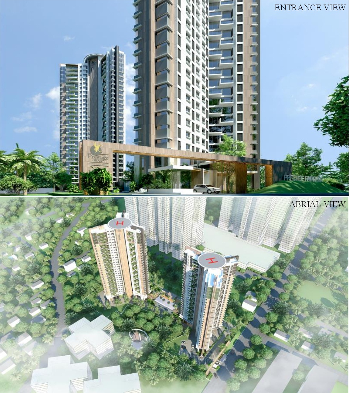 Prestige Fairfield Bangalore