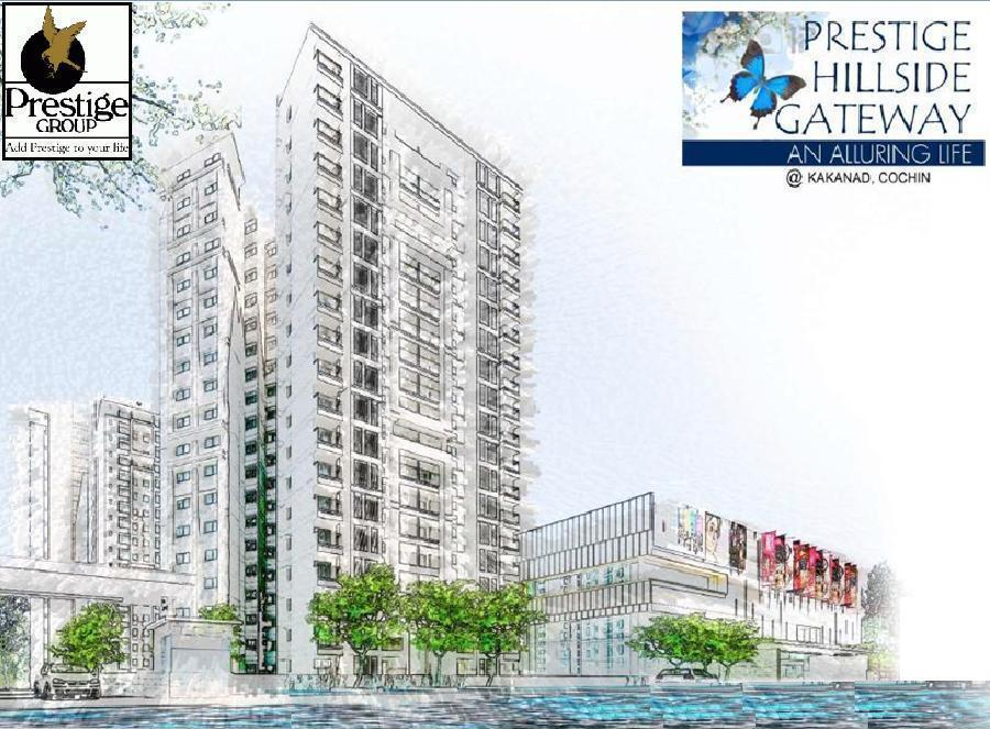 Prestige Hillside Gateway