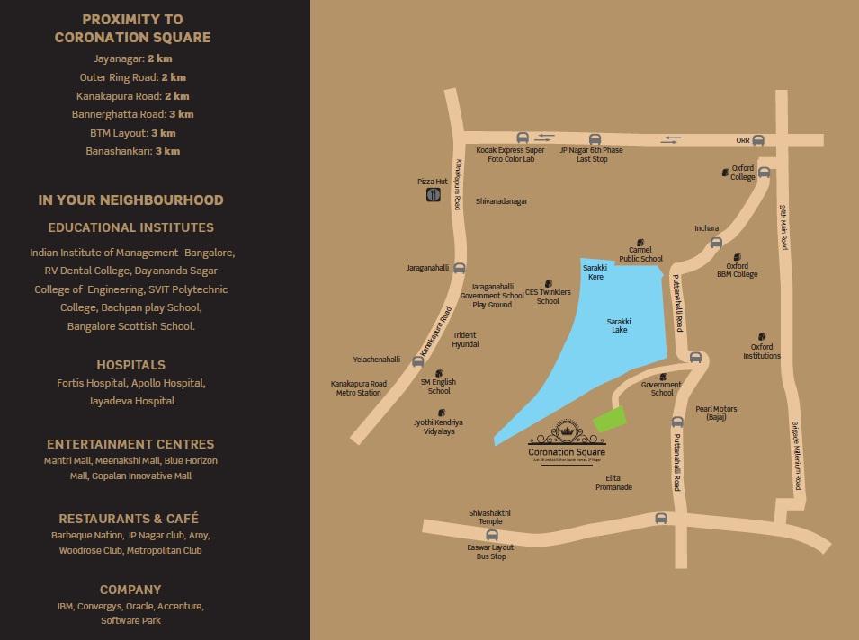 Puravankara Coronation Square JP Nagar Bangalore