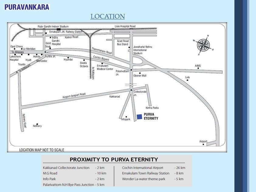 Puravankara Eternity Cochin