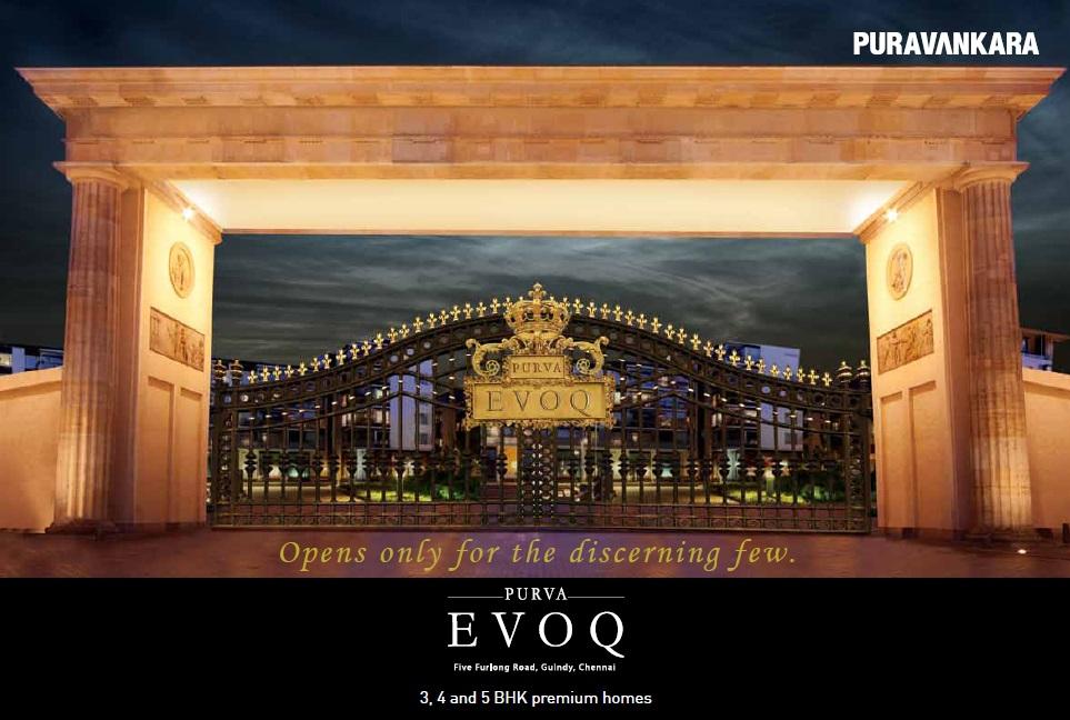 Puravankara Evoq Guindy Chennai