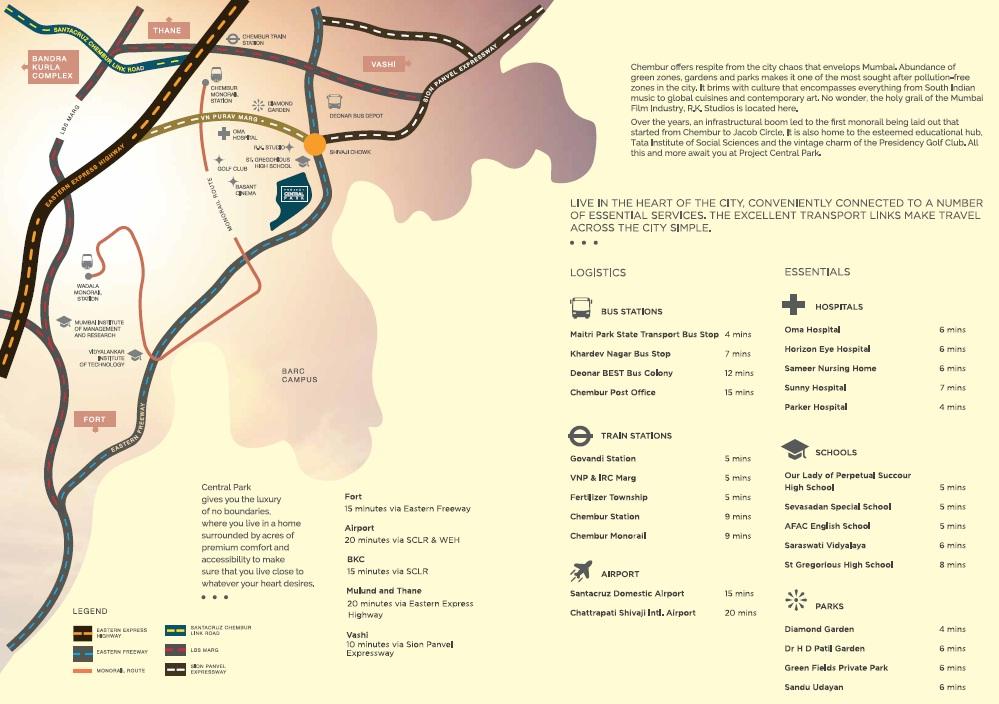 Radius Central Park Chembur