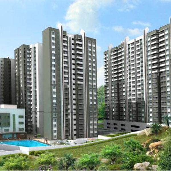 Blue Isle Apartments: Sobha Square Bangalore - Auric Acres Dubai UAE
