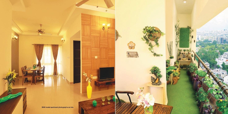 Tvs emerald greenacres chennai for 3 bedroom apartments in chennai