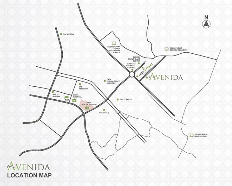 Tata Avenida Kolkata