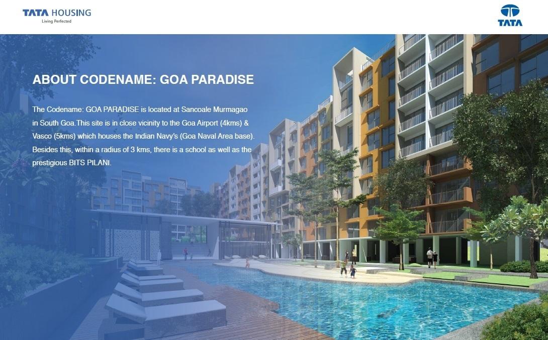 Tata Codename Goa Paradise