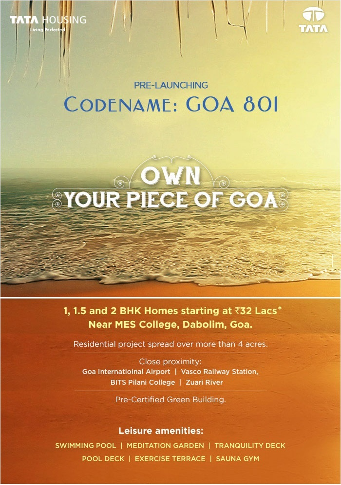 TATA Goa 801 Dabolim
