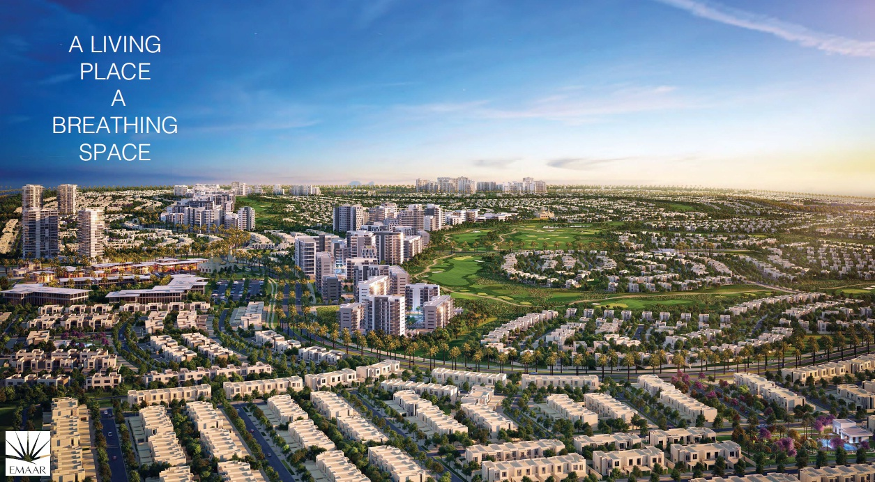 Urbana 2 at Emaar South Dubai 3