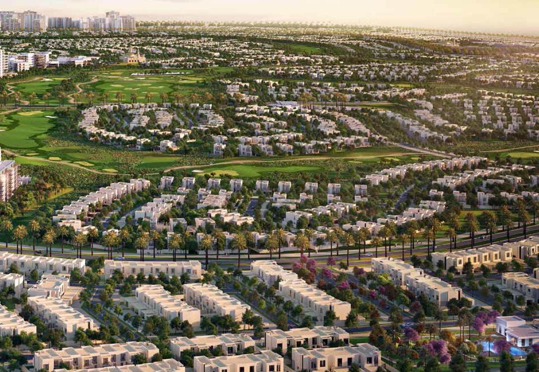 Urbana at Emaar South Dubai