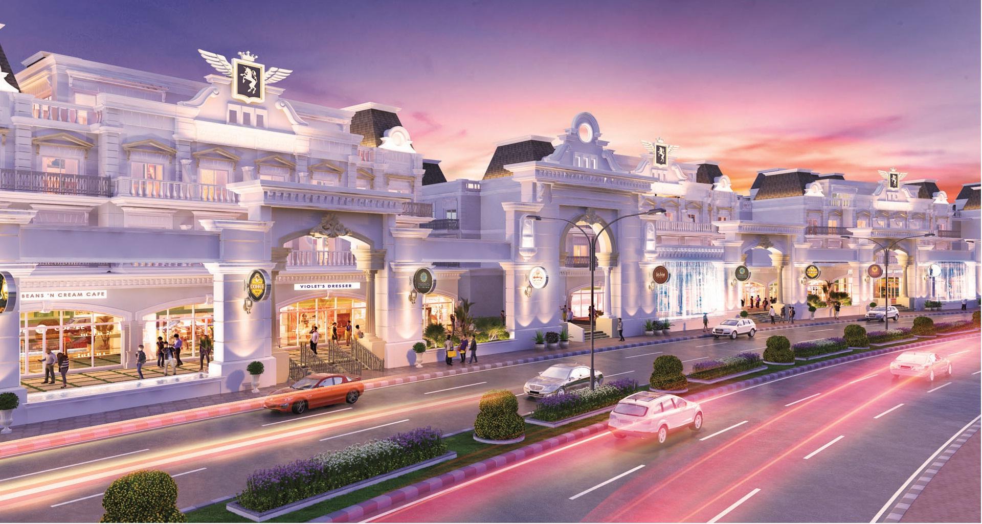 Vincitore Boulevard Dubai